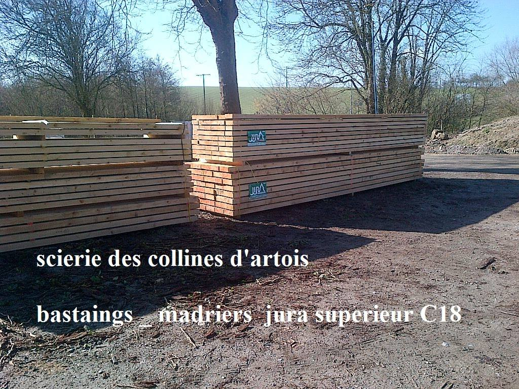 Varietes de bois for Bois de charpente traite